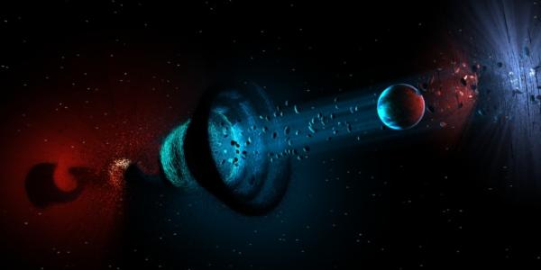 Наступила новая эра космических путешествий: ученые предлагают способы поиска червоточин