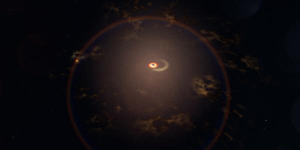 Явление в галактике ESO 253-3: от сверхновой к чему-то более интригующему