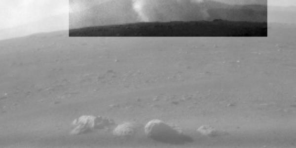 Марсоход Perseverance показал героическую гибель марсианского журавлика. Прямая трансляция
