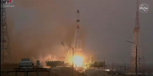 Новый Прогресс МС-16 отправился на МКС