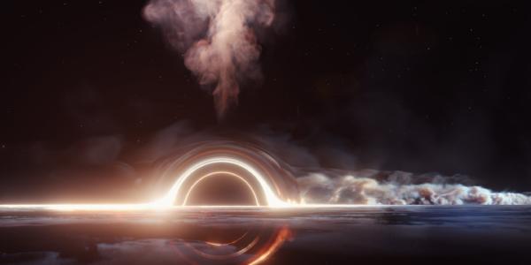 Пойманный нейтрино выдал местоположение космического ускорителя частиц
