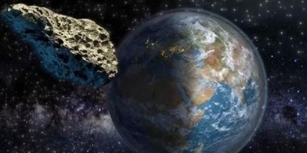2001 FO32 - потенциально опасный астероид приближается к Земле