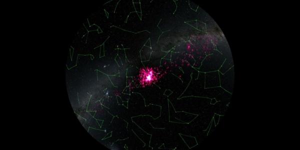 В нашей галактике обнаружена невидимая и массивная структура с невероятной разрушительной силой