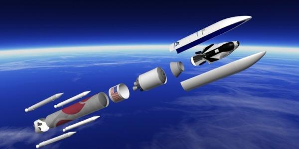 Ракета ULA - Vulcan Centaur готова к покорению космоса