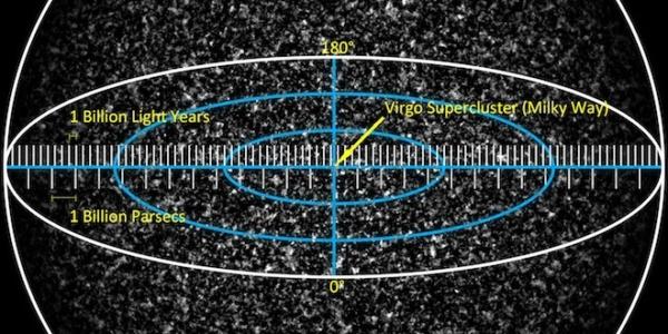 Наша трехмерная Вселенная это - часть огромной многомерной конструкции