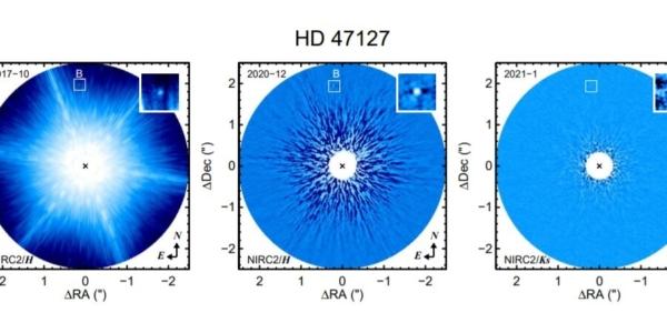 Неожиданная находка астрономов: у звезды HD 47127 есть субзвездный спутник