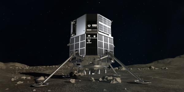 Япония отправит на Луну робот-трансформер для тестирования возможностей этого нового мини-лунохода