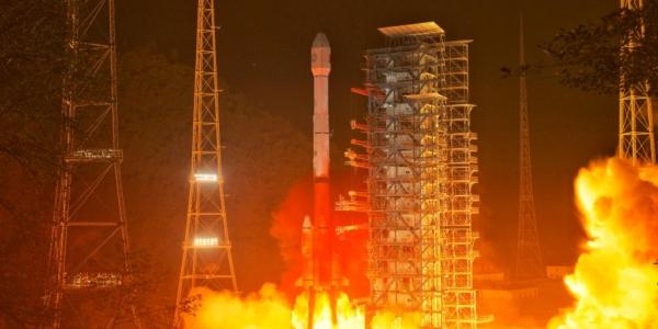 Метеорологический спутник Fengyun-4B уже на орбите - новая победа Поднебесной