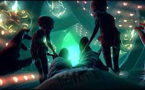 Похищение инопланетянами и осознанные сновидения
