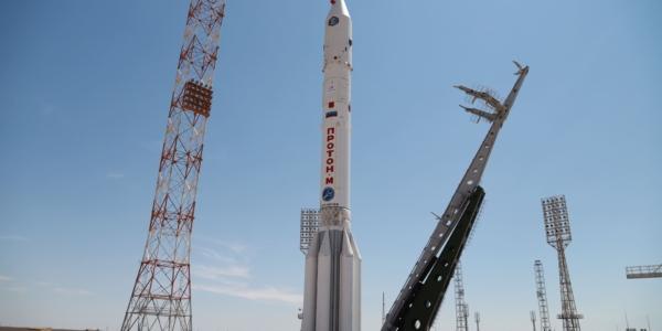 Сегодня в прямом эфире - Запуск российской научной лаборатории на МКС